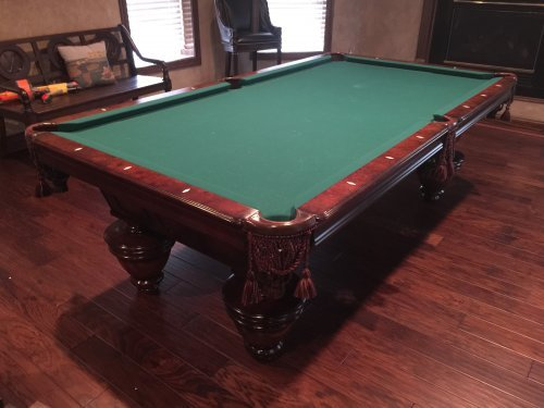 Pool Table Disassembly Professionals Disassembly - Pool table companies near me