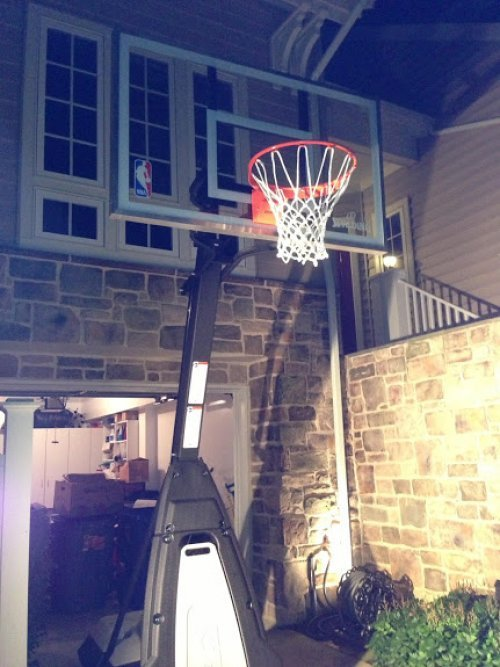 Portable Basketball System Disassembly and Reassembly Service in Hagerstown MD