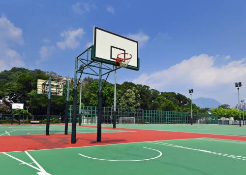 In Ground Basketball Hoop Installation Service