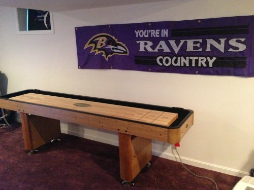 Shuffleboard Table Services in DC MD VA