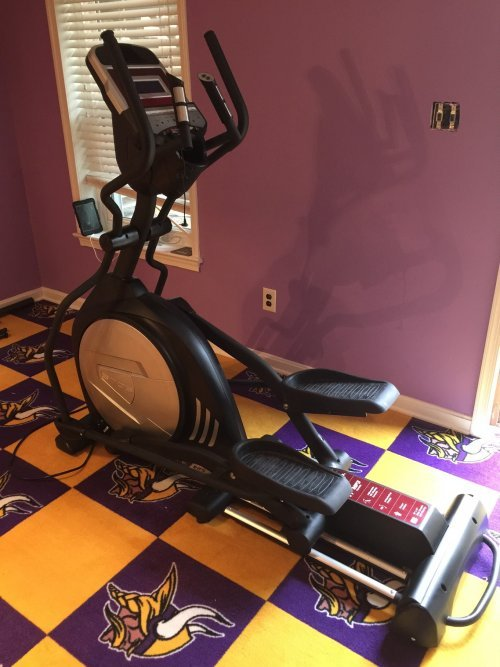 Sole Elliptical Machine Assembly and Installation Service in Baltimore Maryland