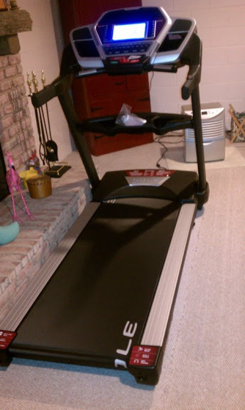 Sole Treadmill Installation and Assembly Service in Rockville Maryland