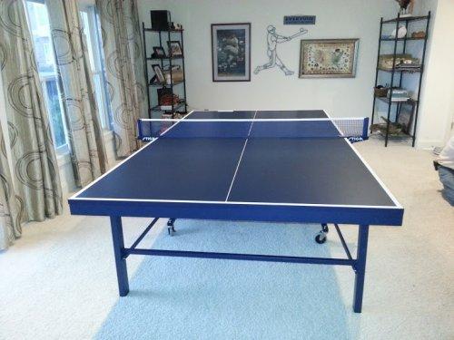 Stiga Tennis Table Assembly and Installation Service in Arlington VA