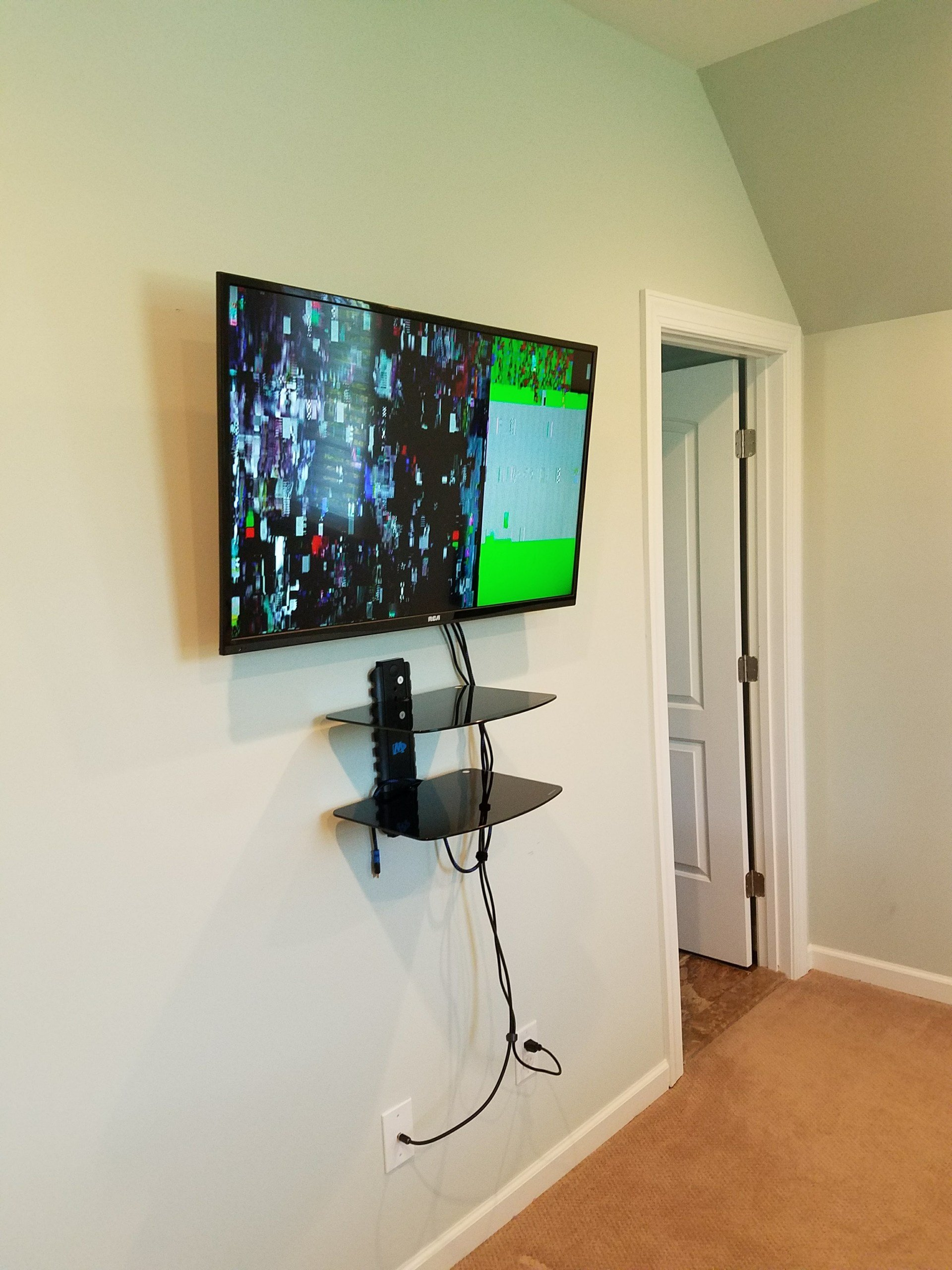 Wall Mount Tv Installation Service