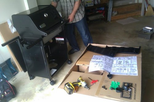 Weber Grill Maintenance and Repair Service in Baltimore MD