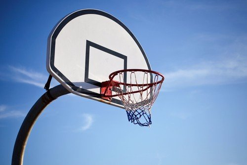 In-Ground Basketball Hoop Installation Service in Alexandria VA