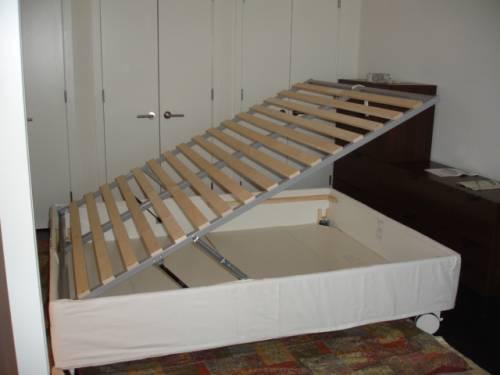 Braxton Studio Storage Platform Bed Assemble Service in Olney MD