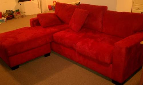 Samsclub sectional sofa assembly service in Towson MD
