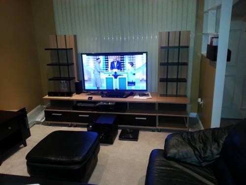 TV Stand Installation Service in DC MD VA