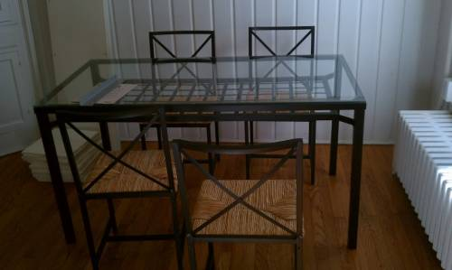 Dining table assembly service in Bowie MD