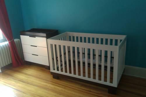 Baby Crib Assembly Service in Alexandria VA