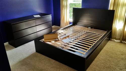 IKEA Bed Frame Assembly Service in Reisterstown MD