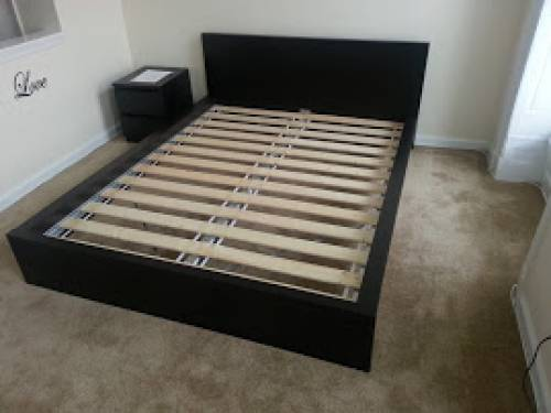 IKEA MALM Bed Frame Assembly Service in Potomac MD
