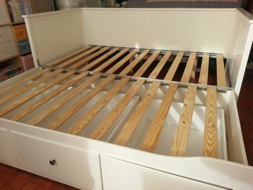 IKEA HEMNES Bed Frame Assembly Service in Jessup MD
