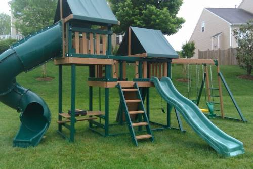 Home Depot Playground Assembly Service in Clinton MD