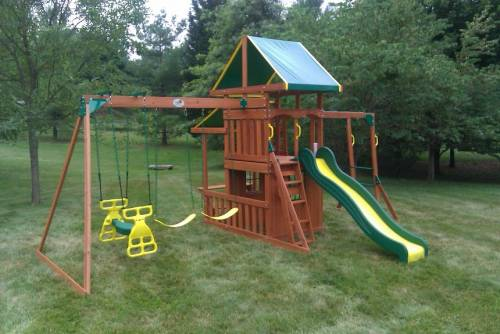 Overstock Swing Set Assembly service in Baltimore MD