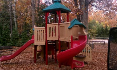 Backyard Swing Play Set assembly service in Gaithersburg MD
