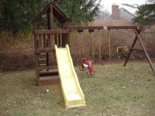 Gorilla Play Set Moving Services in Bethesda MD