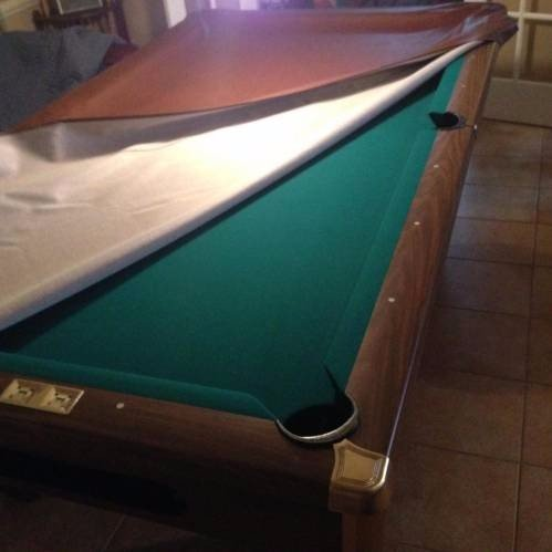 pool table disassembly service in baltimore md