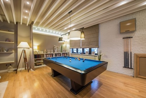 pool table relocation washington dc