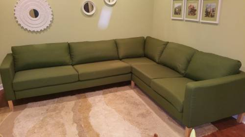Walmart Sectional Sofa Assembly Service in Baltimore MD