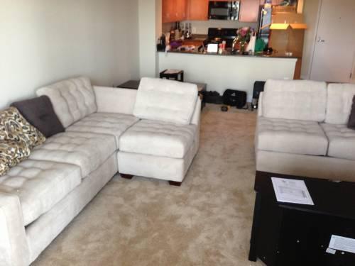 Costco Sectional sofa relocation service in DC MD VA
