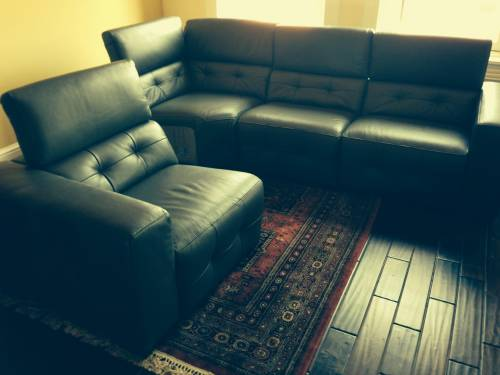 Letheral sofa assembly and Reassembly service in Washington DC