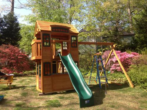 Playground Assembly Service in White Marsh MD