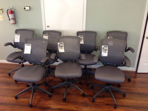 conference chairs assembly service in DC MD VA