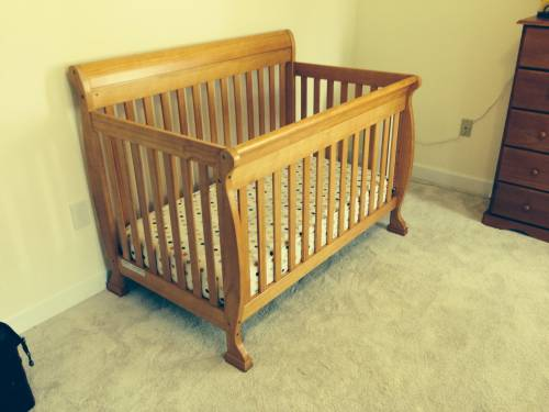 Crate Barrel Baby Crib Assembly Service in DC MD VA