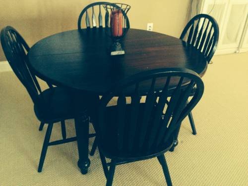 Wayfair Dining Room Table Set Assembly Service in Columbia MD
