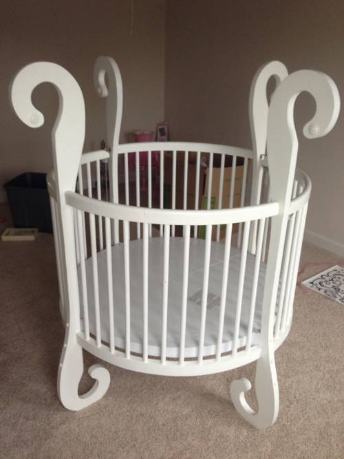 Luxury High end Baby Crib assembly service by Any Assembly Team in Clinton MD