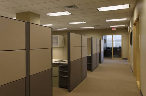 cubicles installation