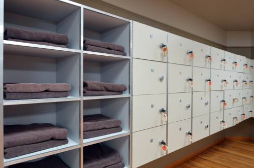 Storage Cabinets Installation
