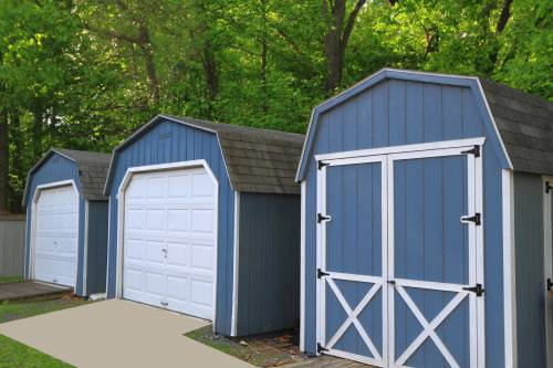 Storage Shed Installation Disassembly And Relocation