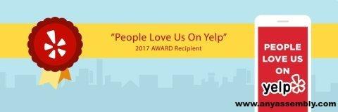 People Love Us On Yelp 2017