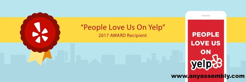 People Love Us On Yelp 2017