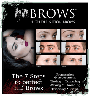 HD Brows treatment - Daventry - Claws