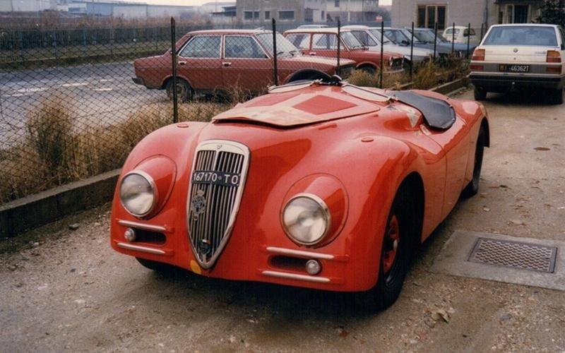 Restauro auto d epoca