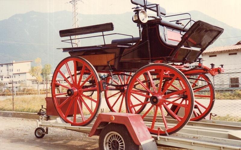 Restauro carrozzerie d epoca