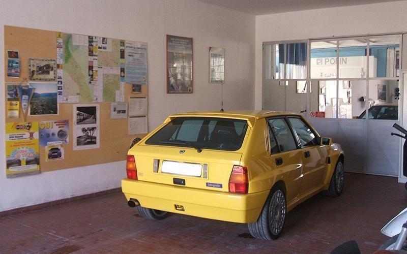 Restauro interno e tappezzeria auto