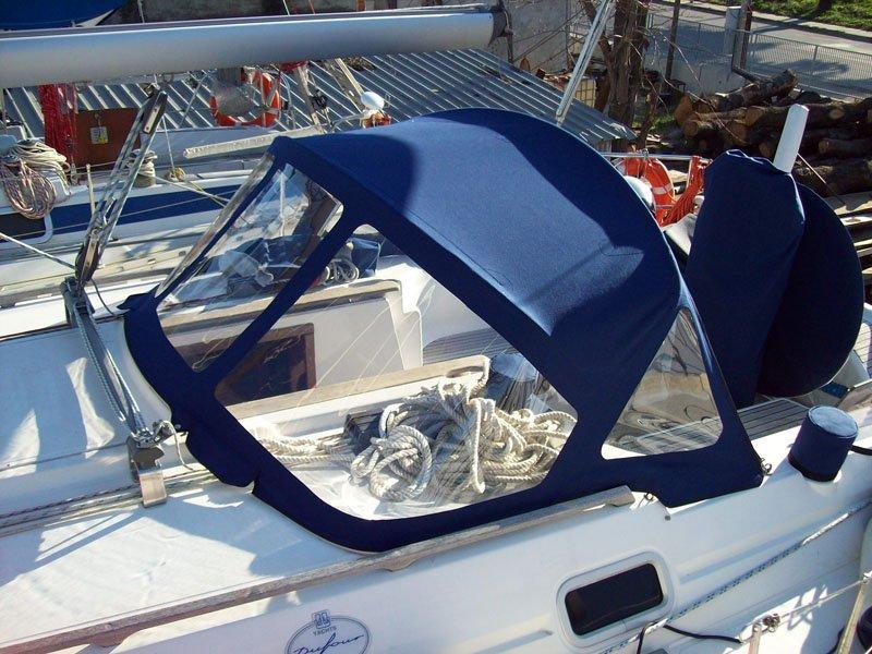parabrezza per barche