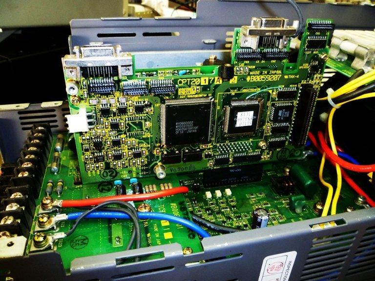 riparazione schede elettroniche