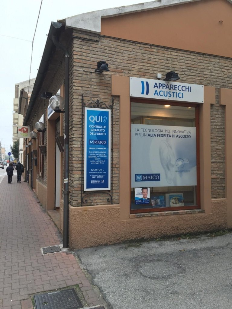 Centro Acustico Maico Pesaro