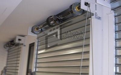 installazione serrande