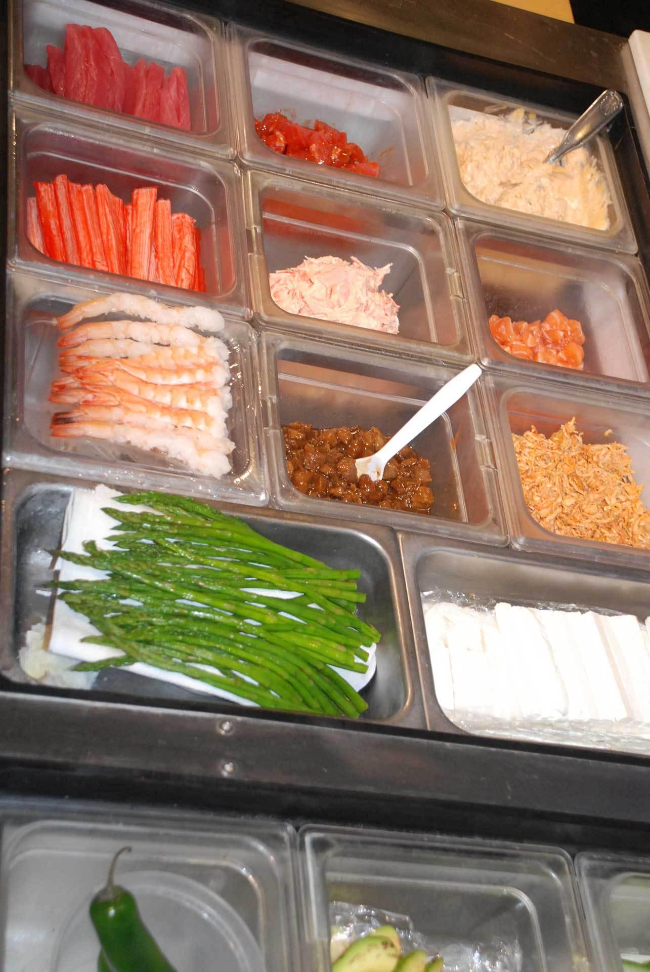 Sushi Menu Orlando FL