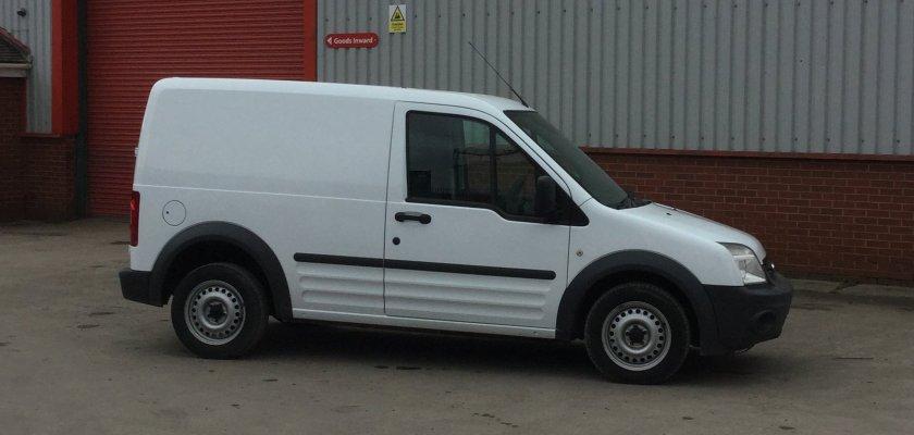 Small Van (2m3) 1 x Pallet – 500kg