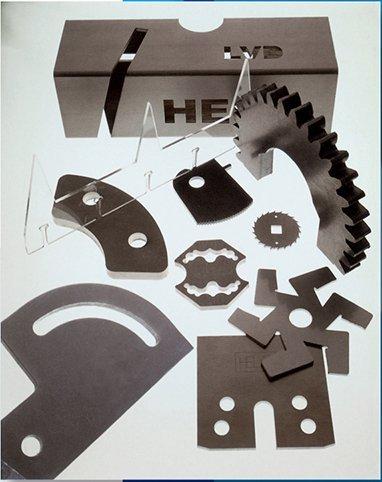 prodotti ad alta precisione in metallo