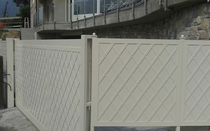 recinzioni per villette BZ
