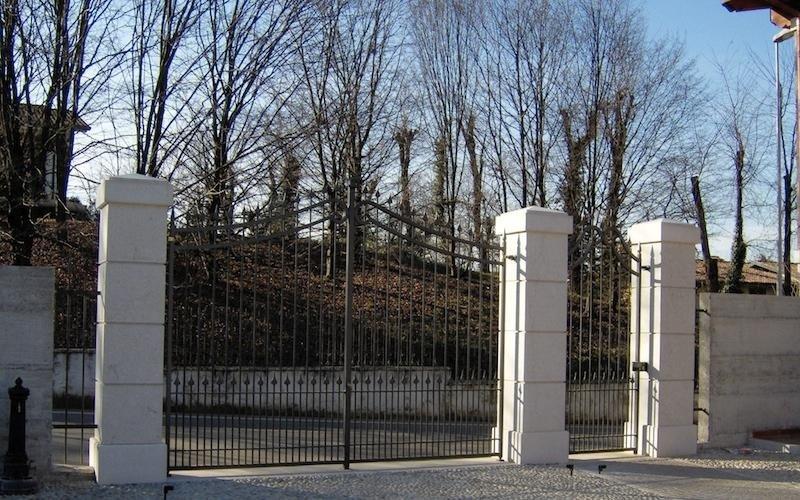 recinzioni personalizzate ville